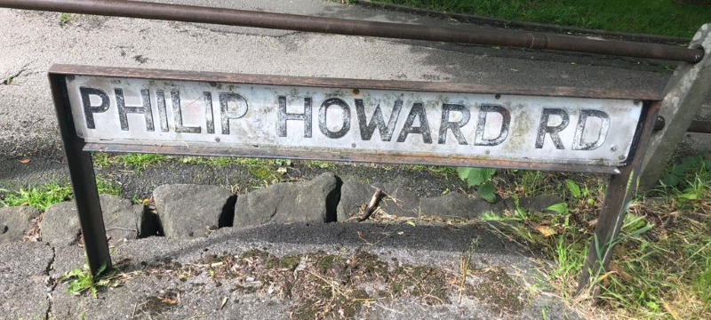 Philip Howard Road