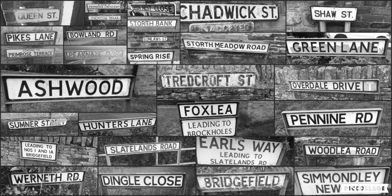 Glossop Street Names 1